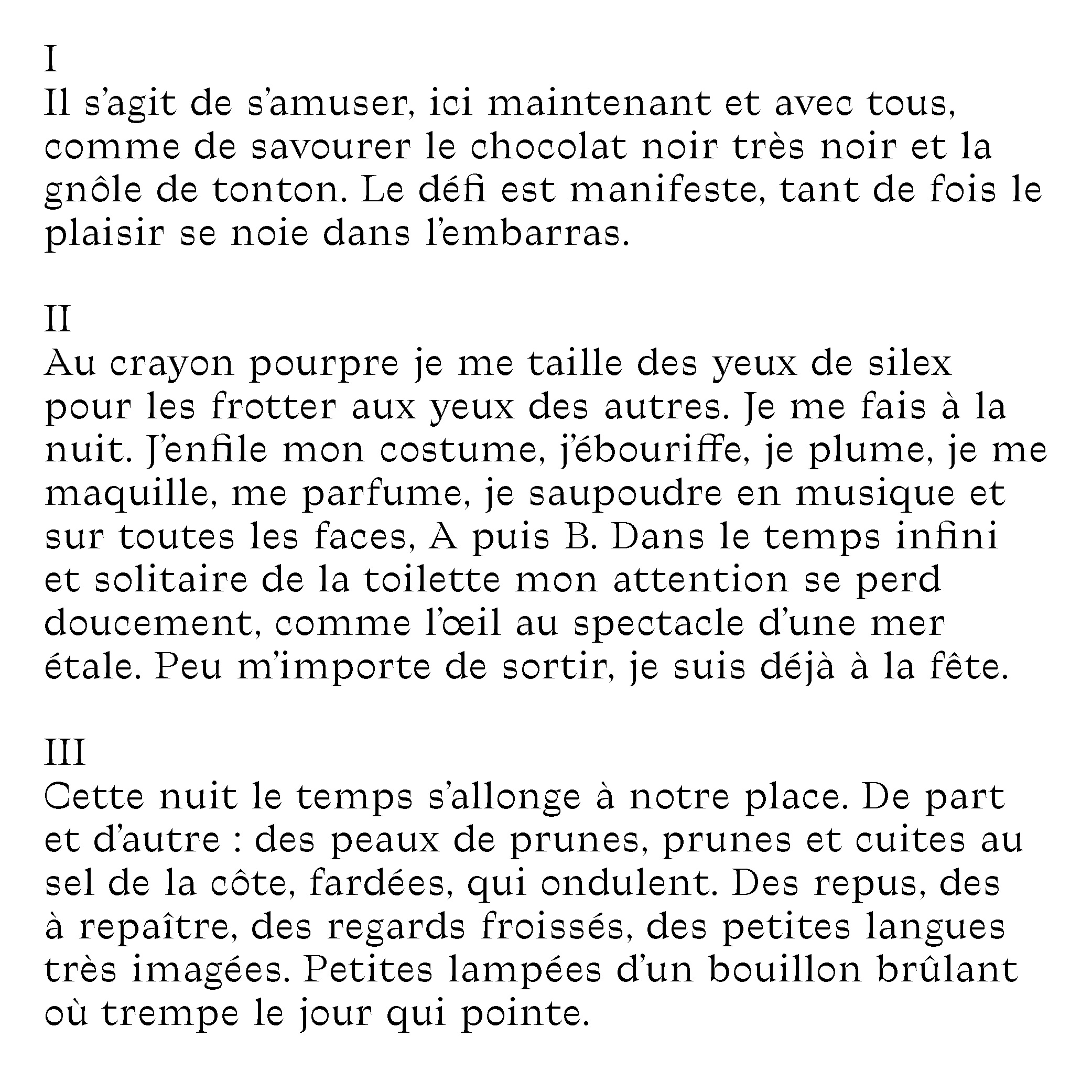 Amélie J. Nivet Home